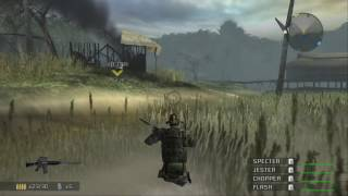 Socom 3 - Mission 8 - Friend or Foe - PCSX2