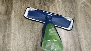 BONA PREMIUM SPRAY MOP FLOOR CLEANER - REAL WORLD REVIEW