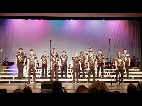 West Salem High school singsations 12/15/18