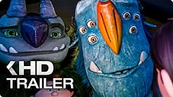 TROLLJÄGER Staffel 2 Trailer German Deutsch (2017)