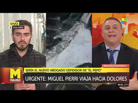 Urgente: toda la información sobre el accidente del Pepo