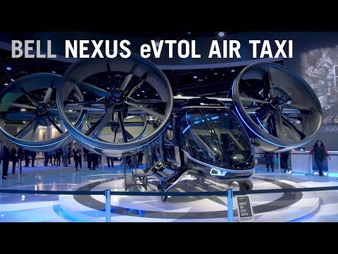 A deep dive into Bell's Nexus eVTOL Air Taxi Aircraft of the Future – AINtv