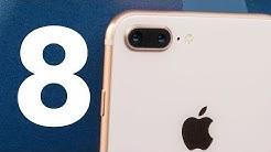 iPhone 8 (Plus) im ausführlichen Test | deutsch