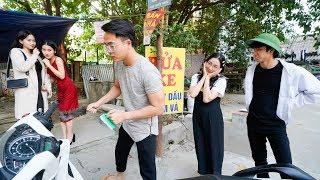 Nữ Diễn Viên Điện Ảnh Về Quê Bị Trai Làng Trêu Chọc Và Chuyện Tình Với Anh Rửa Xe - Nắng Và Cái Kết