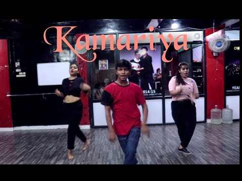 Kamariya | Stree | Bhavin Mangukiya | Choreography | Krazy Steps Dance Zone