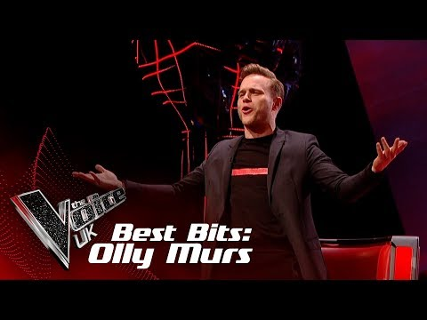 Troublemaker: Best Olly Murs Moments  The Voice UK 2018