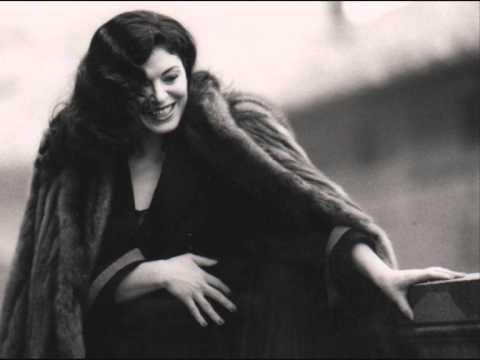 Anna Caterina Antonacci - Raul Gimenez - Sei già nel tetto mio - La donna del lago - 1992