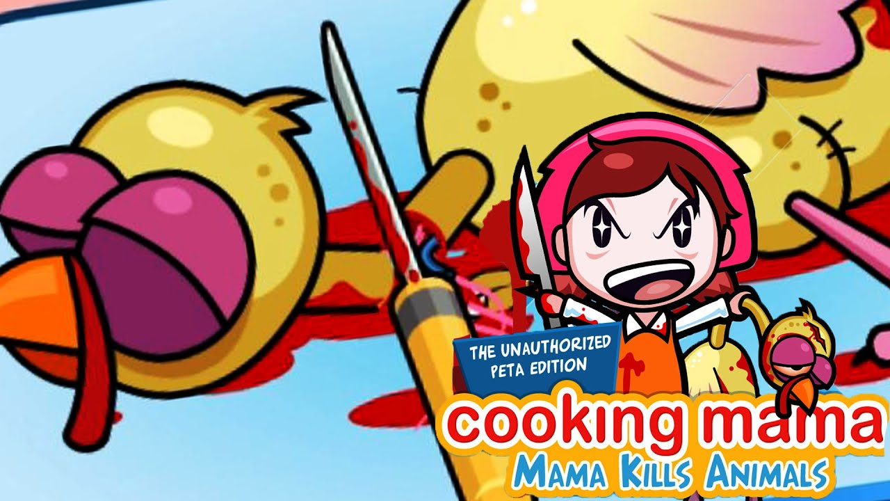 cooking mama animals