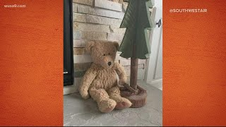 Download Southwest Airlines tries to reunite teddy bear with owner   Get Uplifted