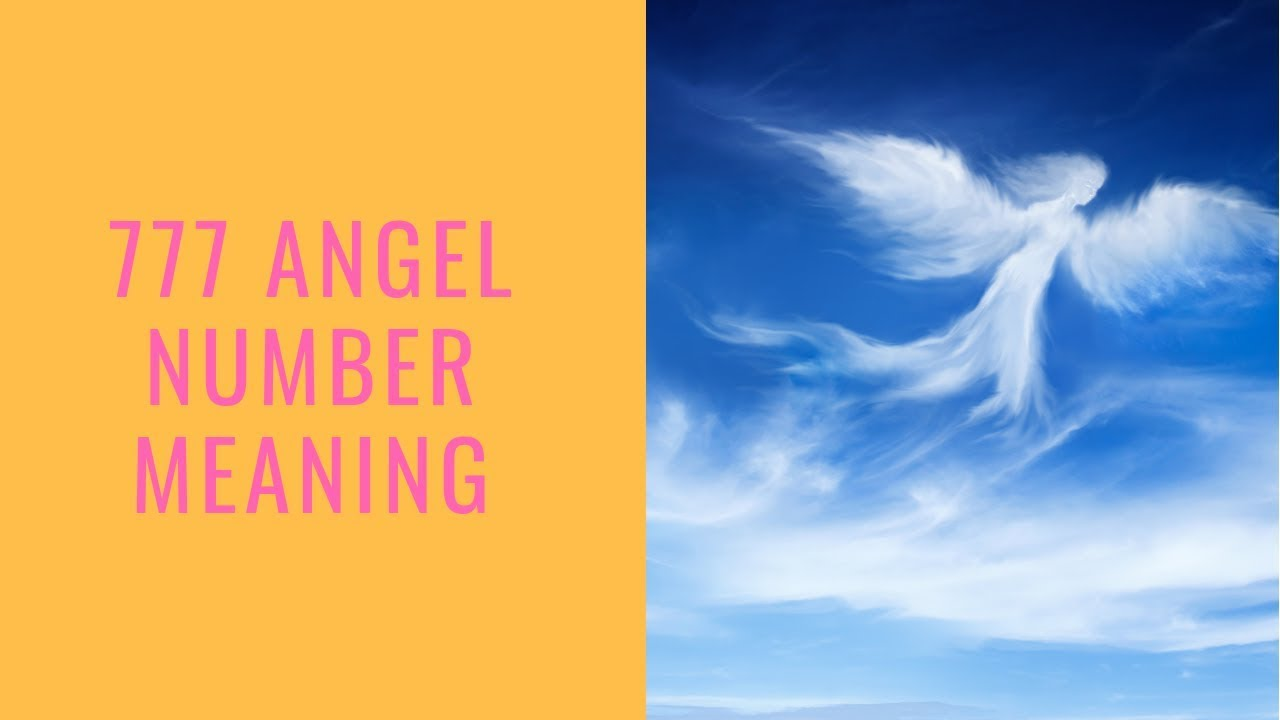 777 Angel Number: The Meaning Of This Spiritual Number Sequence