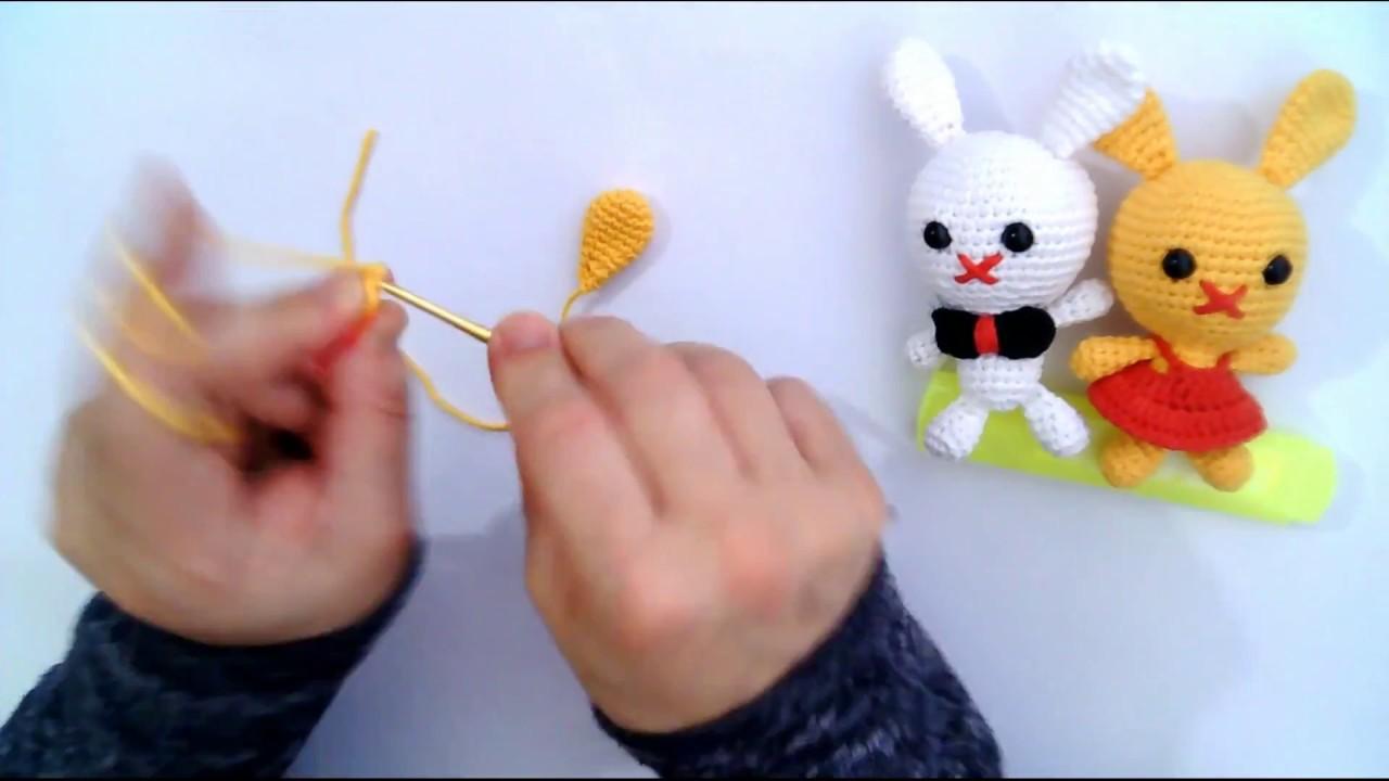 Amigurumi Bebek Anahtarlık Yapımı - Mimuu.com | 720x1280