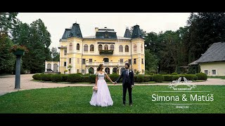 Simona a Matúš  - Svadobný videoklip