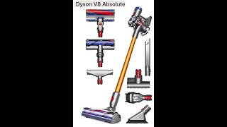 Dyson V8 Absolute Cordless Vac…