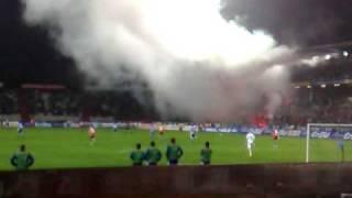 Ksc-Hannover Rauchbombe
