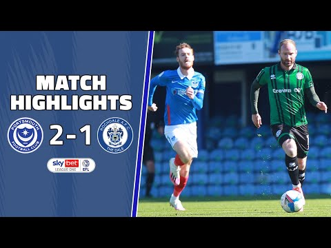 Portsmouth Rochdale Goals And Highlights