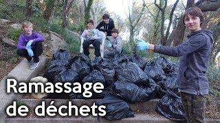Opération ramassage de déchets - Extraits du 17 janvier