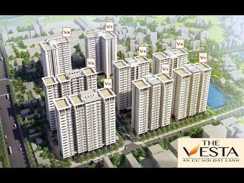 Chung cư The Vesta Phú Lãm Hà Đông – Hải Phát INVEST