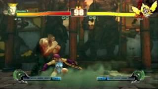 Обзор Street Fighter 4