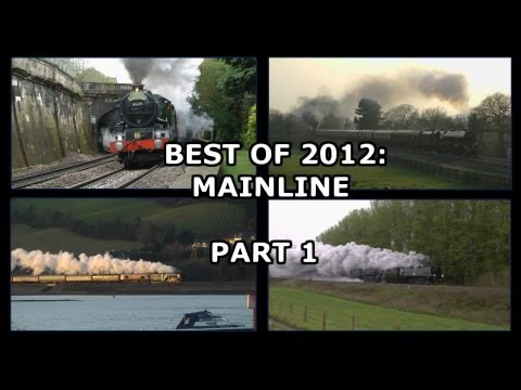 Best of 2012: Mainline - Part 1