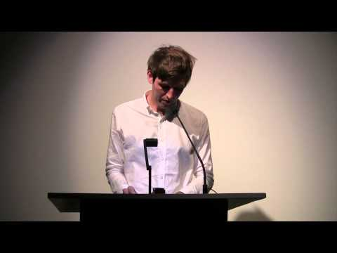 Artists on Artists Lecture Series - Richard Aldrich on Walter De Maria