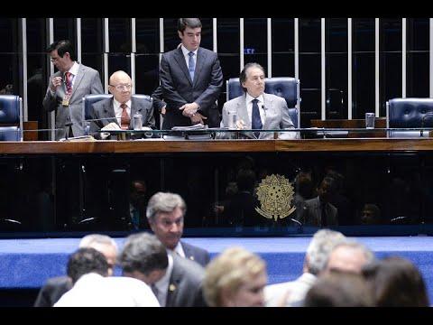 Senado aprova recondução de  Fernando Cezar Baptista de Mattos para o Conselho Nacional de Justiça