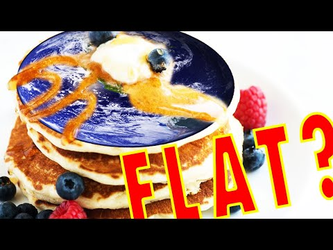 We Prove the Earth is Flat by Pancakes thumbnail