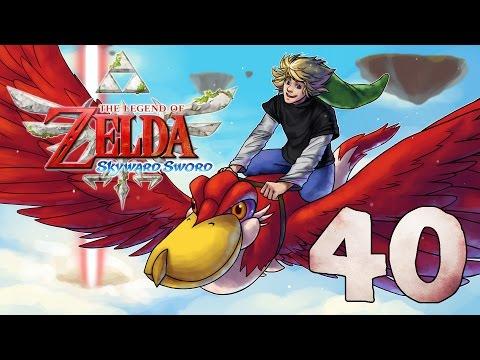 Let's Replay Zelda Skyward Sword [German][Helden-Modus][#40] - Verwundeter Wasserdrache!