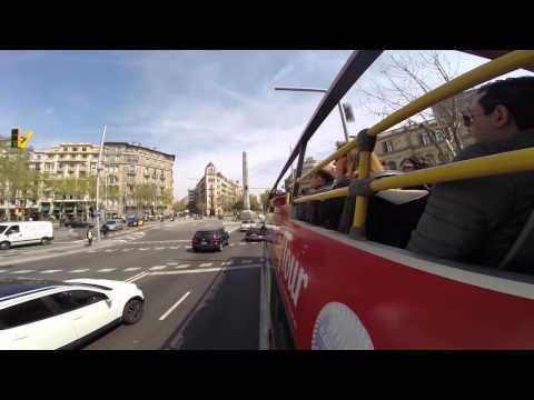 spain barcelona - city tour