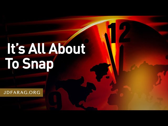 Bible Prophecy Update – May 23rd, 2021