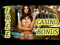 No Deposit Bonus Codes 🍒🍒🍒 Online Casino Welcome Bonuses USA 2019 🎲 Free Spins 💲 Free Chips