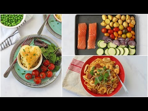 AD | 3 Quick & Easy Meals With The Saucy Fish Co.