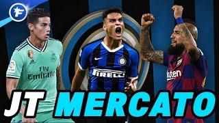 L'Inter Milan veut du très lourd | Journal du Mercato