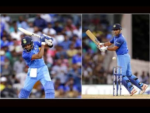 In Graphics: Post emphatic victory over Australia, India discovered its second Dhoni
