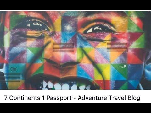 Best graffiti art murals in São Paulo, Brazil