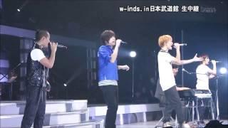 キレイだ/w-inds.xスキマスイッチ @2011.11.14 10th Anniversary Live