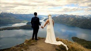 Nat + Chris - Queenstown Wedding Video -