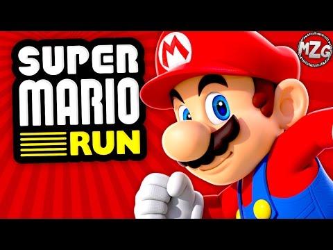 Run Mario, Run!! - Super Mario Run Android Gameplay - Episode 1