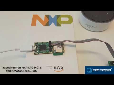 Tracing Amazon FreeRTOS on NXP LPC54018 - Amazon Web