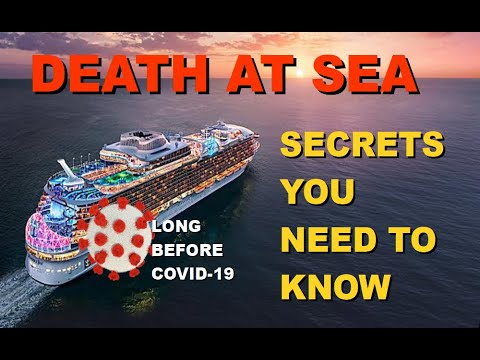 CRUISE SHIPS: DEATH AT SEA