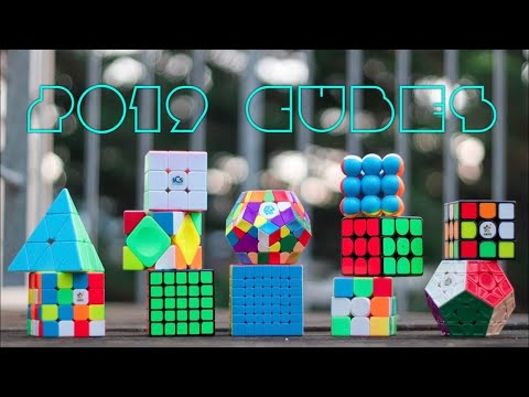 New Cubes I Got In 2019 + Guest Appearance! | SpeedCubeShop