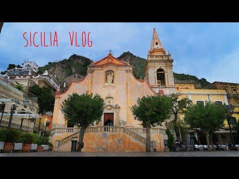 Наконец-то Таормина! Сицилия. Vlog 004