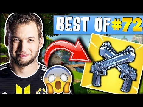 GOTAGA SE RASE LE CRÂNE 🥚 MICKALOW ROI DU BOURLINGUEUR 👑 ► BEST OF FORTNITE FRANCE #72