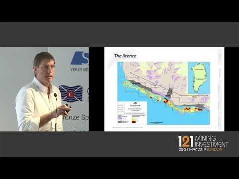 Presentation: Bluejay Mining - 121 Mining Investment London 2019 Spring
