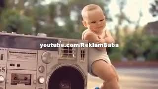 Bebek dansı elik dalı gevrektir