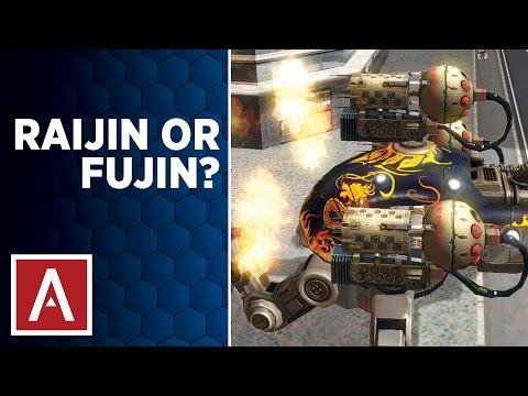 War Robots [WR] Tutorial - RAIJIN or FUJIN?