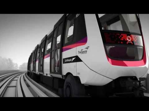 Film_Nouveau Metro Lille Metropole/ALSTOM_Meconopsis
