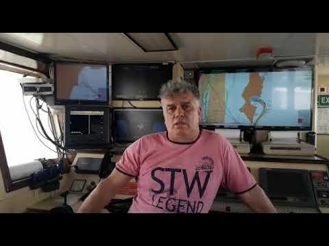 """El capitán del marinense Fuente de Macenlle: """"En Mauritania estamos tranquilos"""""""