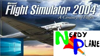 How to Install and Run Flight Simulator 2004 in Windows 10