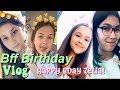 BIRTHDAY PARTY VLOG | Happy Birthday Zelia!
