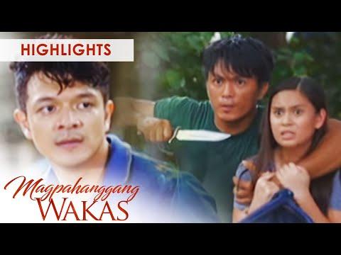 Magpahanggang Wakas: Waldo saves Issa   Episode 28